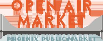 Open Air Market at the Phoenix Public Market