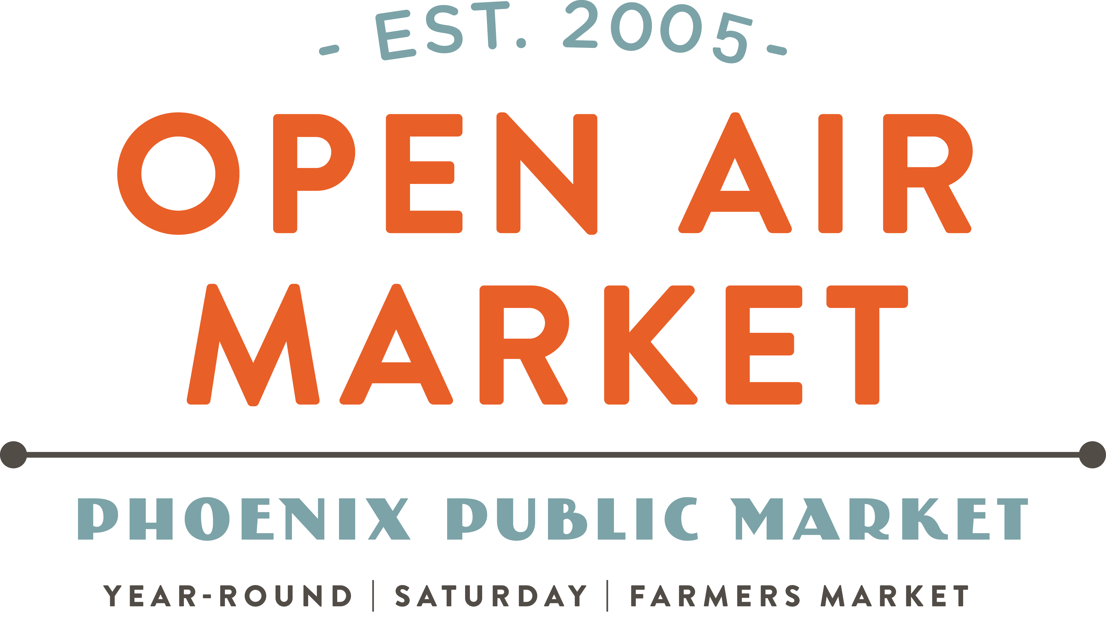 Open Air Market at the Phoenix Public Market