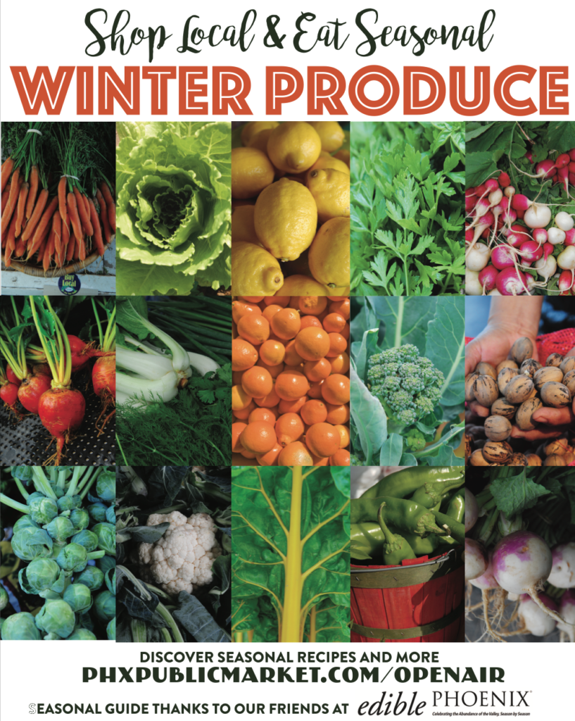 Seasonal Produce